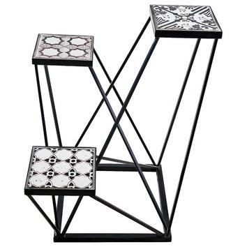 Ensemble Trio — тоже, как и Ensemble Quartet, журнальный столик, объединенный со стулом.