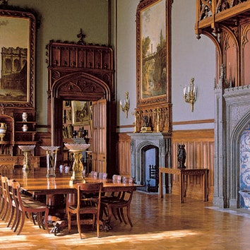 Дом-легенда: Воронцовский дворец в Алупке