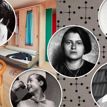 Женщины в тени мужского дизайна: 6 историй