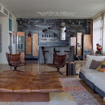 Квартира в Москве, 170 м²