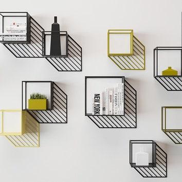 Мебель с геометрической тенью