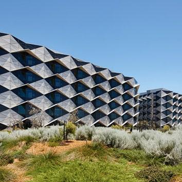 Больничный комплекс в Австралии