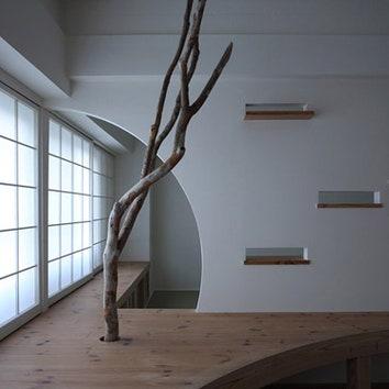 Квартира в традиционном японском стиле