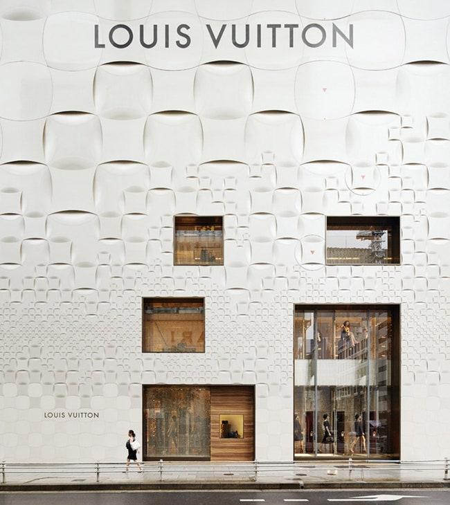 Louis Vuitton Matsuya Ginza        ADMagazine