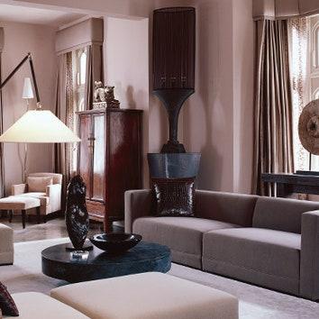Квартира в Лондоне по проекту Майкла Ривза