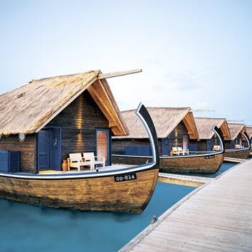 Отель на острове Какао