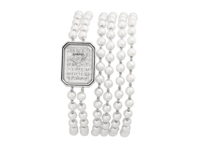 Premire Pearls     3 102 000 . Chanel Horlogerie.