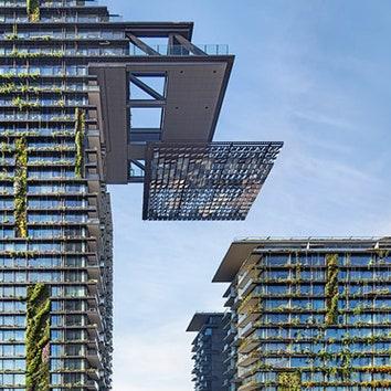 Жилой комплекс в Сиднее