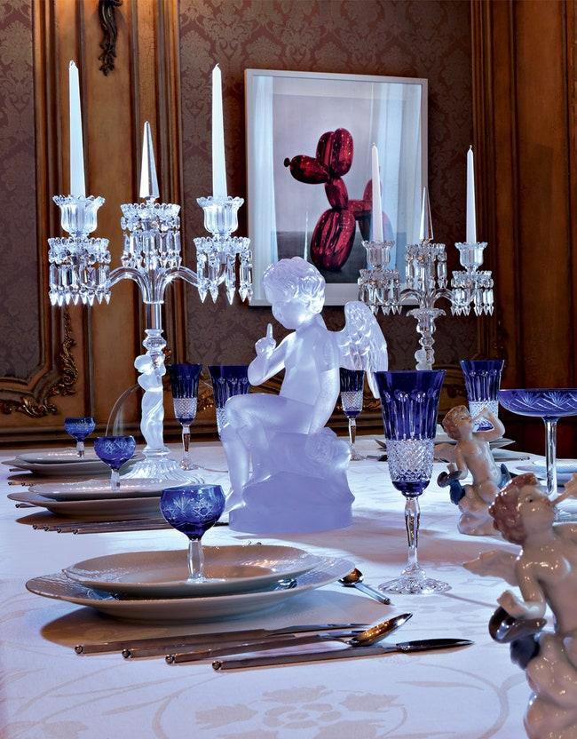 5216 .        4532 .    Meissen        Cristal de Paris 8613 .             Rosenthal     Enfant  Baccarat 157 000 .    ...