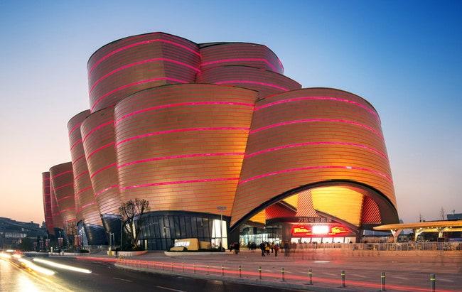 Wanda Movie Park    Stufish Entertainment Architects  Admagazine