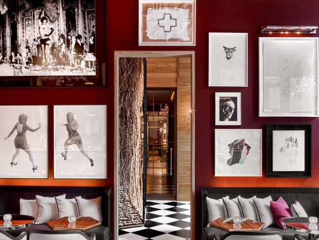 Baccarat Hotel  Residences      Admagazine