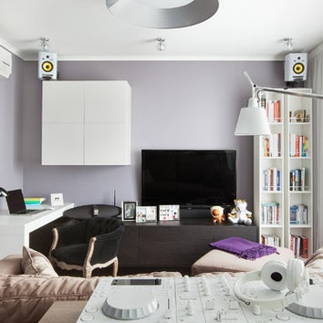 Двухкомнатная квартира на Тишинке
