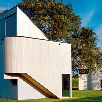 Дом Чарлза Гватми в Хэмптоне, 112 м²