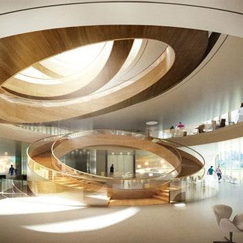 Штаб-квартира Олимпийского комитета в Швейцарии