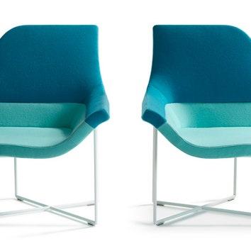 Кресло Gemini от дизайн-бюро UNStudio для Artifort