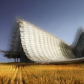 Китайский павильон для Expo Milano 2015