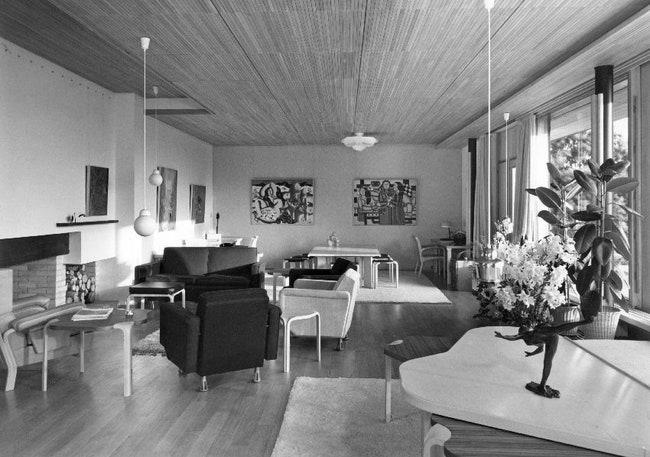 .        19561961  Alvar Aalto Museum Foto Heikki Havas VG BildKunst Bonn 2014