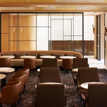 Отель в Париже по дизайну Франсуа Шамсо
