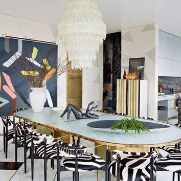Квартира в Техасе по дизайну Келли Уирстлер, 370 м²
