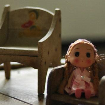 Коллекция детских стульев декоратора Анны Эрман