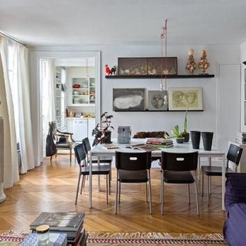 Квартира в Париже, 80 м²
