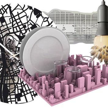 Тенденции дизайна: Урбанистика