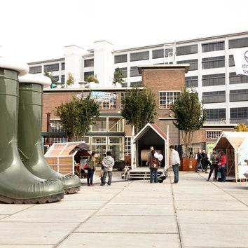Неделя голландского дизайна 2013