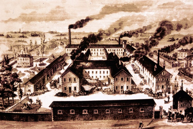 Bernardaud  1863 .