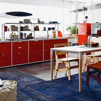 Как оформить кухню: советы Ирины Глик