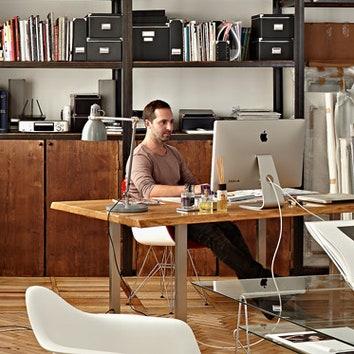 Как оформить: 5 офисов известных декораторов