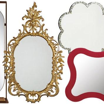 22 зеркала в любой интерьер