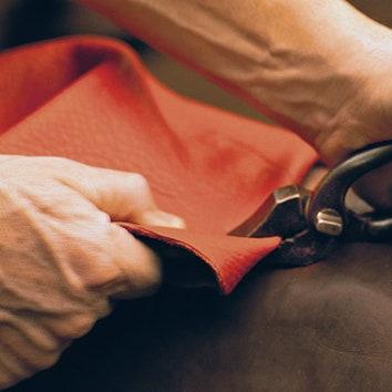 Ремесло: кожевенная мануфактура Priante Pelle Italiana