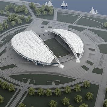 Стадион для чемпионата мира по футболу в Новгороде