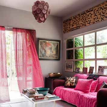 Дом в стиле мексиканского модернизма