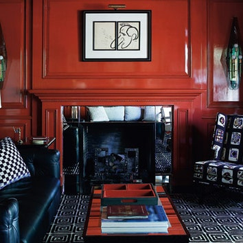 Дом в стиле 1960-х годов