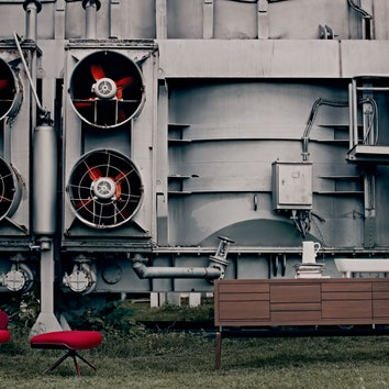 Съемка AD: Любовь к электричеству