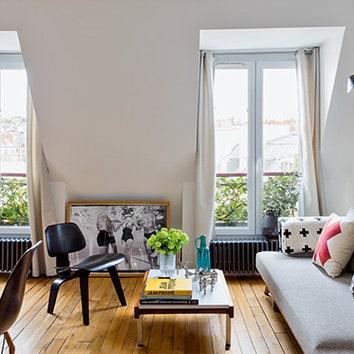 Квартира в Париже, 35 м²