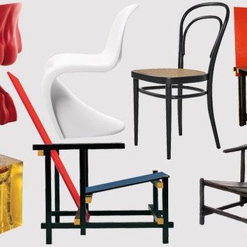 Перевоплощение культовых стульев