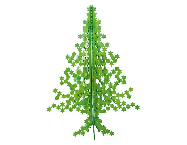 Superstar Holiday Tree           Modernica.