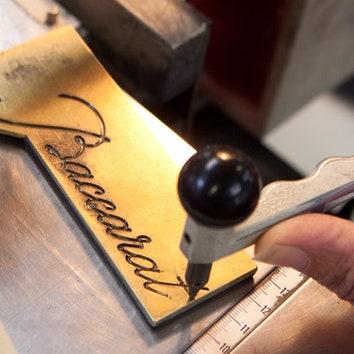 Ремесло: стекольная мануфактура Baccarat