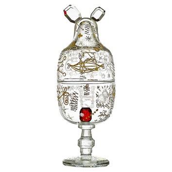 Две вазы из коллеции Crystal Candy Set по дизайну Хайме Айона: After Nine и...