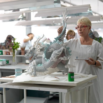 Ремесло: фарфоровая фабрика Lladró