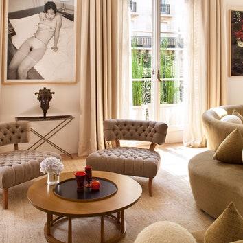 Головокружительный особняк в Париже