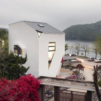 Игрушечный домик в Южной Корее