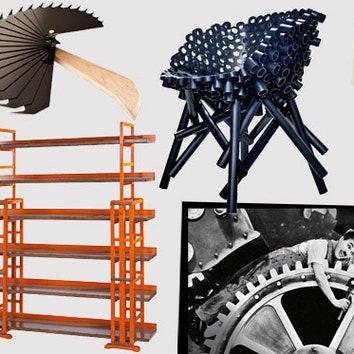 Тенденции дизайна: Industrial