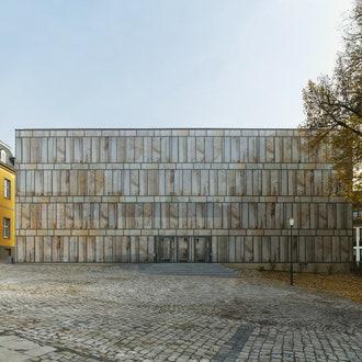 Музыкальная библиотека Фолькванг, архитектор Макс Дудлер