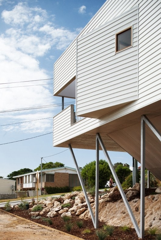 David Barr Architect  Ross Brewin