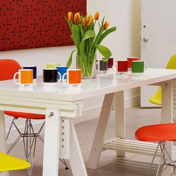 Как оформить столовую: советы декоратора Лейлы Улуханли