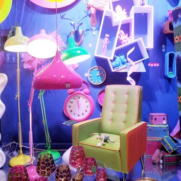 Репортаж с мебельной выставки IMM Cologne 2013 в Кельне. День первый