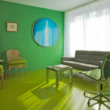 Квартира в Нью-Йорке, 60 м²